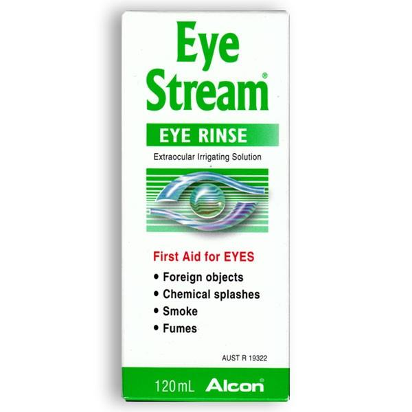 The Eye Stream
