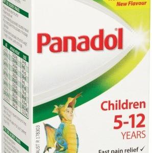 image 484_Panadol Child 5-12 year 100ml Orange