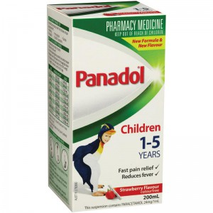 image 485_Panadol Child 1-5 year 200ml Strawberry
