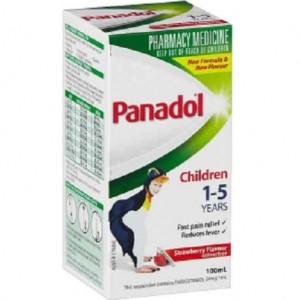 image 487_Panadol Child 1-5 year 100ml Strawberry