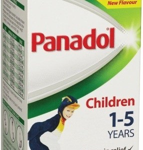 image 488_Panadol Child 1-5 year 100ml Orange